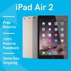 Apple iPad Air 2 WiFi 16 32 64 128GB 9.7 inch Gold Gray Silver iOS 15