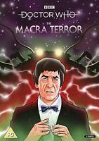 Doctor Who The Macra Terror DVD - (Nuevo y sin Abrir con Cartón Exterior)
