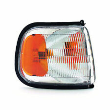 for 1994 1997 Dodge Van Passenger Side Right RH Park Signal Lamp Lens/Housing