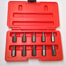 10pc Screw Extractor Set