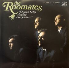 THE ROOMATES 'Church Bells Ringing Everywhere' - 4 Song EP/Vinyl
