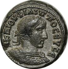 T9219 Rare EGYPT Alexandria Philip I the Arab 244-249 Tetradrachm year 6 LS SUP