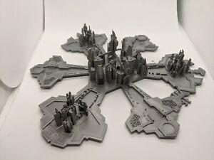 Stargate Atlantis City Ship SG1 Spaceship Universe Model Prop Replica Gift UK 3d