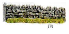 Javis PW1  6 x 134mm Roadside Dry Stone Walling 134mm '00' Gauge 2nd Post