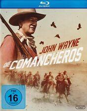Blu-ray DIE COMANCHEROS # John Wayne, Lee Marvin ++NEU