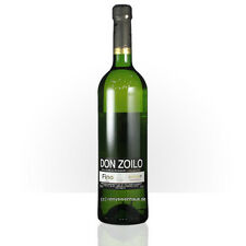 (1L=€19.87) Don Zoilo Sherry Fino Dry Palomino 0.75  Liter