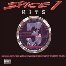SPICE 1 Hits 3 CD NEW / Too Short, Rappin' 4-Tay Three 6 Mafia, Jayo Felony, MJG
