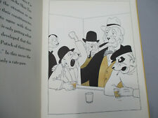Anti Fascist Anti Nazi Satire Book World War 2 WWII Ordeal of Oliver Airedale 41