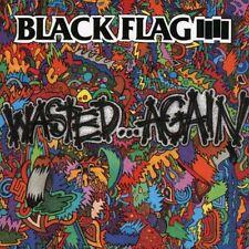 Black Flag - Wasted Again [New CD]