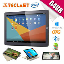 10.1'' 4/64GB Teclast Tbook 10S Win10+Android 5.1 Ultrabook 1920*1200 Tablet PC