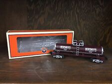 Lionel 6-29643 Hershey's Chocolate Syrup Tank Car Train