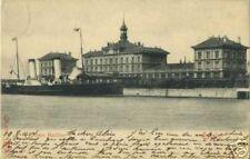 CPA Calais Gare Maritime (f10487)