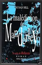 LA MALEDICTION DE MANDERLEY --- Susan HILL