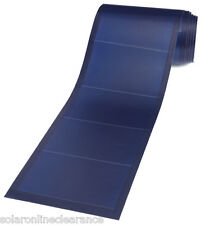 544 Watt UNISOLAR Package - 4 x PVL136 136W 24V Flexible Thin Film Solar Panels