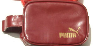 PUMA PU100 Small Carrying Case, Cosmetic, Camera Case, New in Bag, Pick  Color