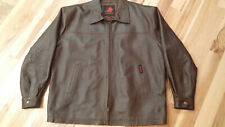 WINCHESTER LEATHER JACKET COAT MEN'S XL LIMITED EDITION RIFLES and SHOTGUNS