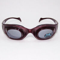 Gothic Industrial Cyber Goth Punk Industrial Anime Mirror Lens Goggle Sunglasses