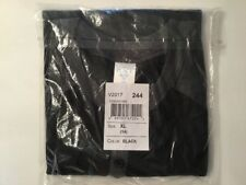 Boys Childrens Place Sleepwear Long Sleeve Shirt Size XL Black/Gray/Button NWT