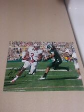 Ty Montgomery Stanford Cardinals signed 8x10 Photo Nfl Green Bay Packers