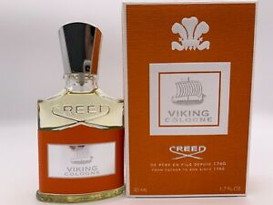 Creed Viking COLOGNE (NEW FRAGRANCE!) 50ml / 1.7oz Authentic & Fast Finescents!