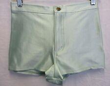 American Apparel Mint Green Disco Shorts  (New w/Tags)  Size: Medium