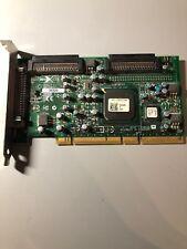 Adaptec Ultra320 LVD/SE SCSI Card 1958006-07 1958007-00 Interface Card PCI-X-133