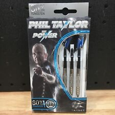 TARGET PHIL TAYLOR THE POWER DARTS 80% TUNGSTEN 21 GRAMS - NEW