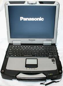 CF-31 Panasonic Toughbook Intel Core i5 5th 12GB 256GB WiFi GPS WWAN Webcam MK5