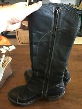 The Art Company Shoes Boots Size Eur 39 Dark Brown Near To Black