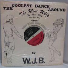 "Washington Jamb Band - Mini Skirt - 12"" - Super RARE! - 1983 - SEALED - NEW!"