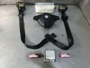 Seat Leon Cupra R mk1 2001-2003 Airbag Kit Complete replacement Set Crash 2
