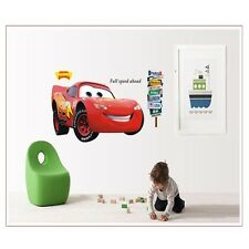 New Large 3D Cars For Kids/Children Wall Decor Vinyl Decal Stickers Removable