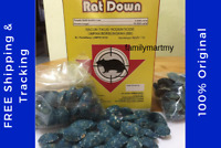 30 PCS Rat Poison Blocks bait killer rodenticide rodent bait poison