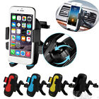 360° Car Air Vent Mount Cradle Holder Stand for iphone Samsung HTC Phone GPS