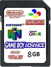 NINTENDO Emulator For PC, Every nintendo Game ever released included NES N64 GB