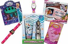 24pc enfants Disney Princesse Gelé barbie Maquillage Ongle sac watch & bain Set