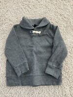 Baby Gap Cotton Sweater Size 2T Button Down Turtle Collar Toddler