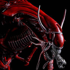 "XENOMORPH RED QUEEN • C8-9 • EXCLUSIVE 15"" NECA ALIEN GENOCIDE"