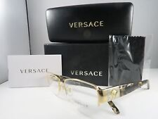 Versace Women's Tortoise/Gold Glasses with box 53mm MOD 1175-B 1002