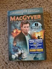 MacGyver: The Complete Second Season (Dvd, 1986) Sealed