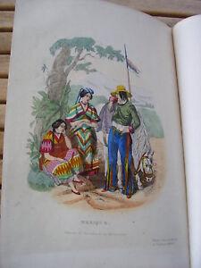 Capitaine G. Lafond : Voyages dans les Amériques 1844