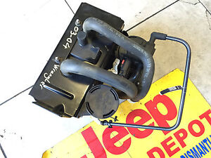 2003-2004  Jeep Wrangler TJ  Vapor Vacuum Charcoal Canister Assembly OEM USED