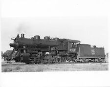 GG541 RP 1954/70s? GTW GRAND TRUNK WESTERN RAILROAD LOCO #8317 PONTIAC MI