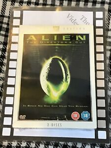 Alien (DVD, 2-Disc Set, Director's Cut) Brand New & Sealed