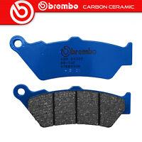 Pastiglie Freno Brembo Carbon Ceramic Anteriori  BMW F 650 GS 650 2001 > 2008