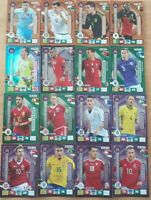 Panini Adenalyn XL FIFA Road to Russia Goal Machine Defensive Rock Game Changer