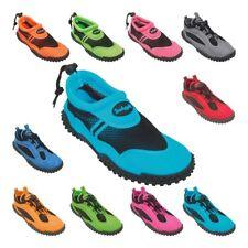 PLAYSHOES Damen Aquaschuhe Herren Strandschuhe Badeschuhe Kinder Wasser Schuhe