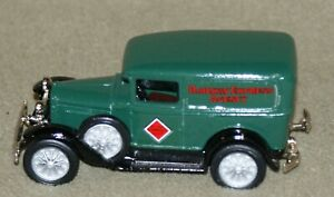 MVM Nostalgic Miniatures Ford Model A Delivery, Railway Express Agency