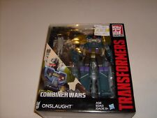 Transformers Generations Combiner Wars Voyager Class Onslaught Figure NEW MIB