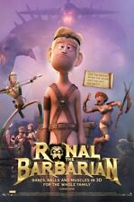 Ronal Barbarian Movie Poster 24in x 36in